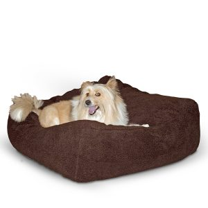 K&H Cuddle Cube Pet Bed
