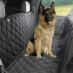 Pet Seat Cover, Lifepul(TM) Dog Seat Cover For Cars Anti Slip In Large Size – Perfect For Cars, SUVs and Trucks In Universal Size, WaterProof & Hammock Convertible, Installing Easily