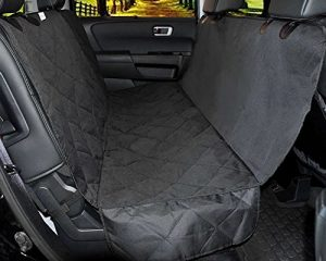 ObeDog Classics Quilted Waterproof Hammock Car Seat Cover (56″ x 60″)