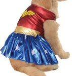 Wonder Woman Pet Costume – X-Large
