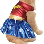 Halloween Costumes Item – Cat & Dog Costume Wonder Woman Small by BESTPR1CE